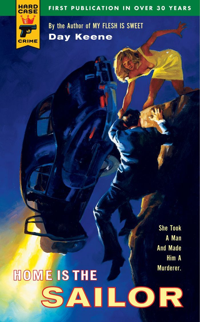 Image result for home is the sailor pulp cover