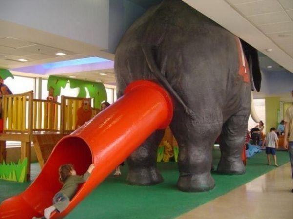 Bizarre Playground Installations - Neatorama