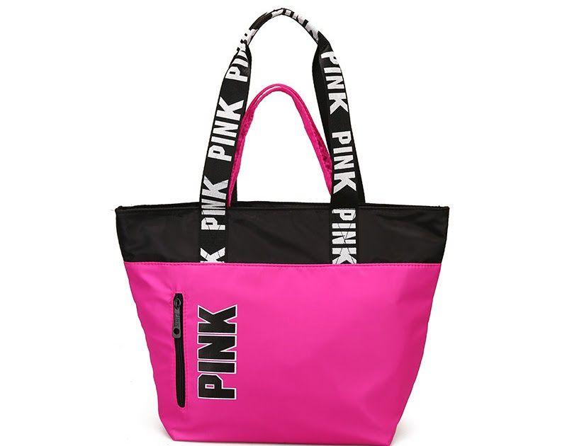 0d4b7052b4fd Big Discount 2018 Oxford PINK Multifunctional Outdoor Women Sport Bag  Training Gym Bag Women s Sports Handbags Fitness Bag For Women