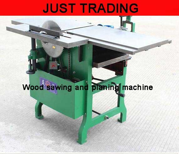 Woodworking Machine Electric Wood Planer Wood Sawing And Planing Machine Wood Facing Machine Wood Planer Woodworking Machine Woodworking