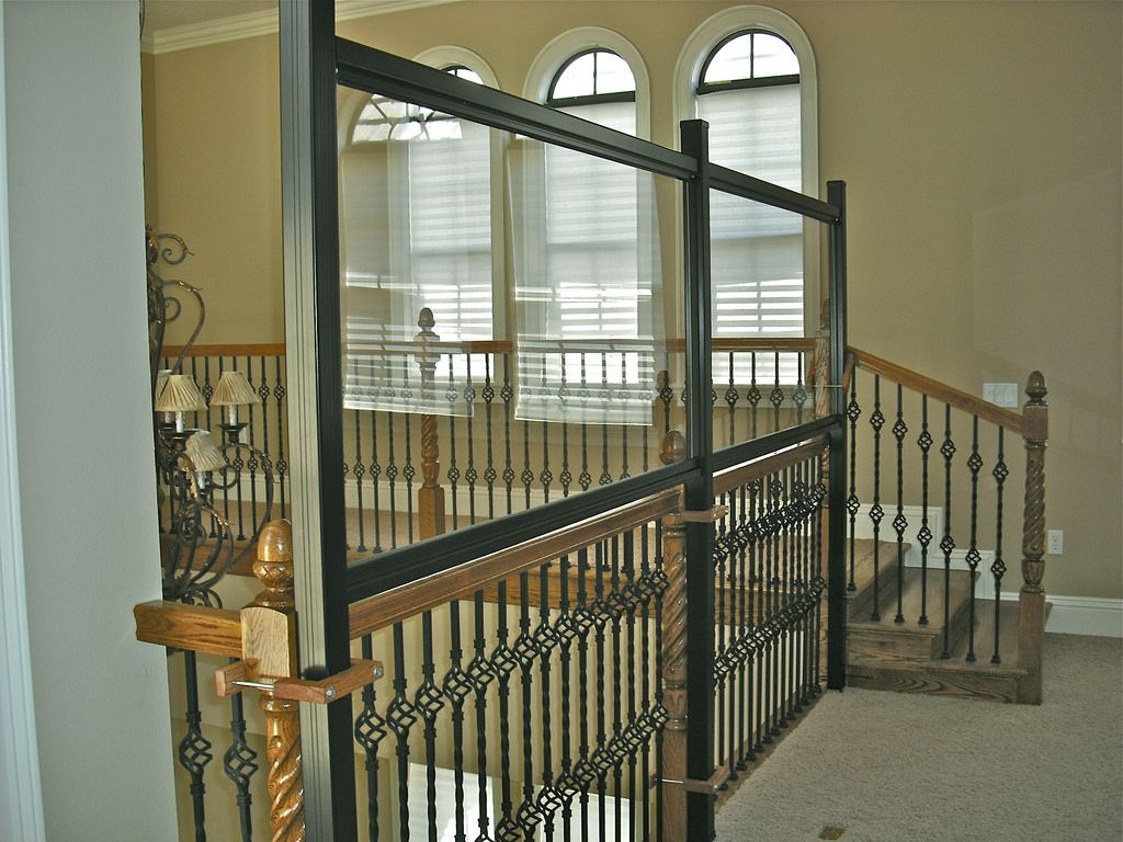 Banister Safety Wall From Childseniorsafety Com Baby