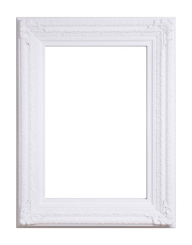 Ein Weisser Barock Rahmen Der Fur Jeden Raum Geeignet Ist Ob Sie Diesen Rahmen Im Flur Wohnzimmer Badezimmer Oder Schlaf Rahmen Weiss Spiegel Rahmen