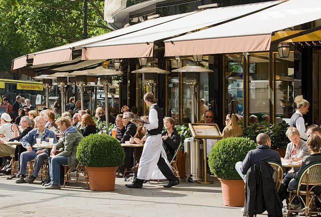 Reinhard´s am Kurfürstendamm | Reinhard´s on Kurfürstendamm by visitBerlin, via Flickr