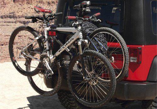 Mopar Tspro963 Jeep Wrangler Liberty Spare Tire Bicycle Carrier Jeep Wrangler Best Mountain Bikes Mopar