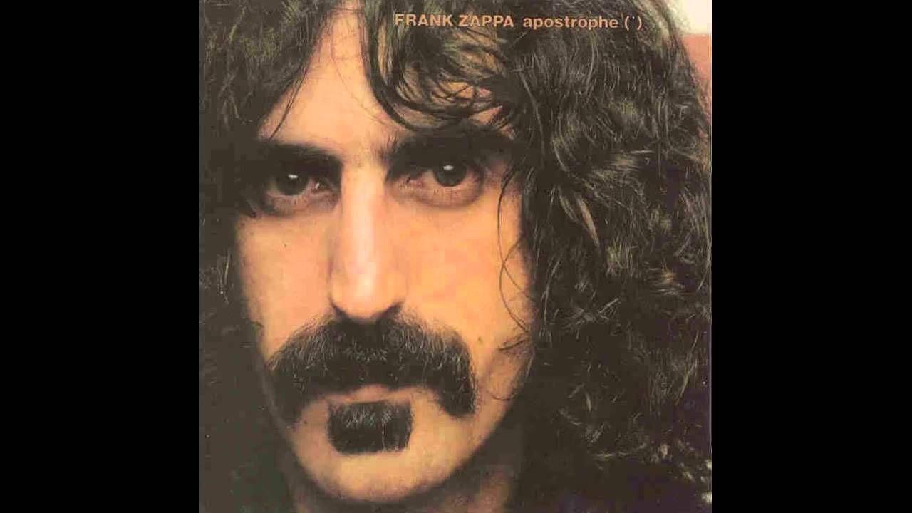 Frank Zappa Apostrophe Full Album Musik