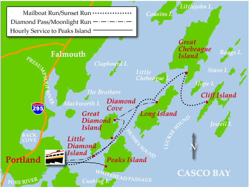 2 Maine Thing To Do - Tour Maine's Islands | List of 101