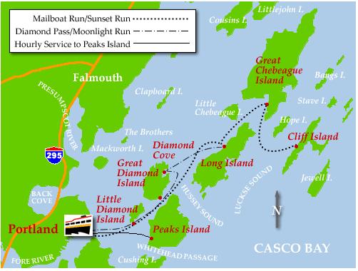 2 Maine Thing To Do Tour Maine S Islands Maine Islands Maine