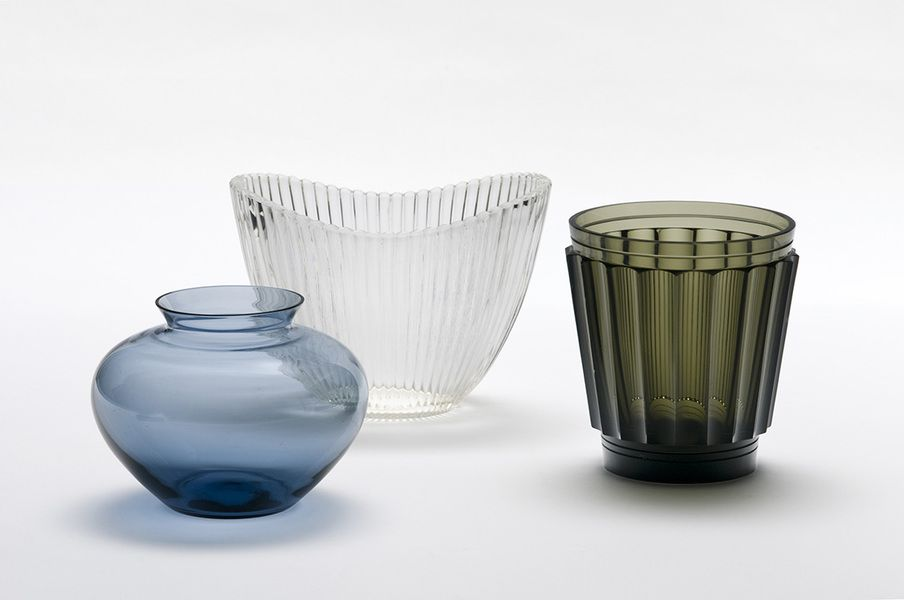 Wagenfeld Glass Geblasenes glas, Glas