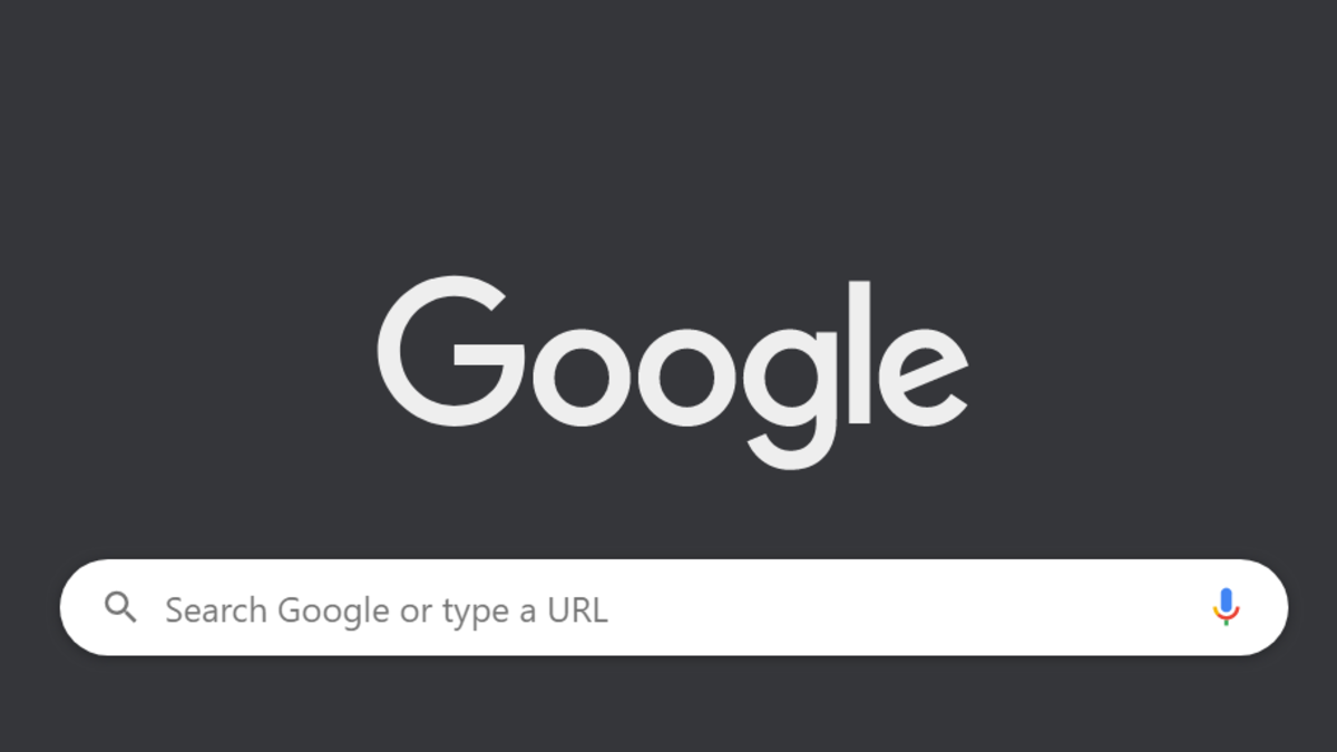 How To Get A Real Google Search Box In Chrome Google Search Box Google Search Bar Google Chrome