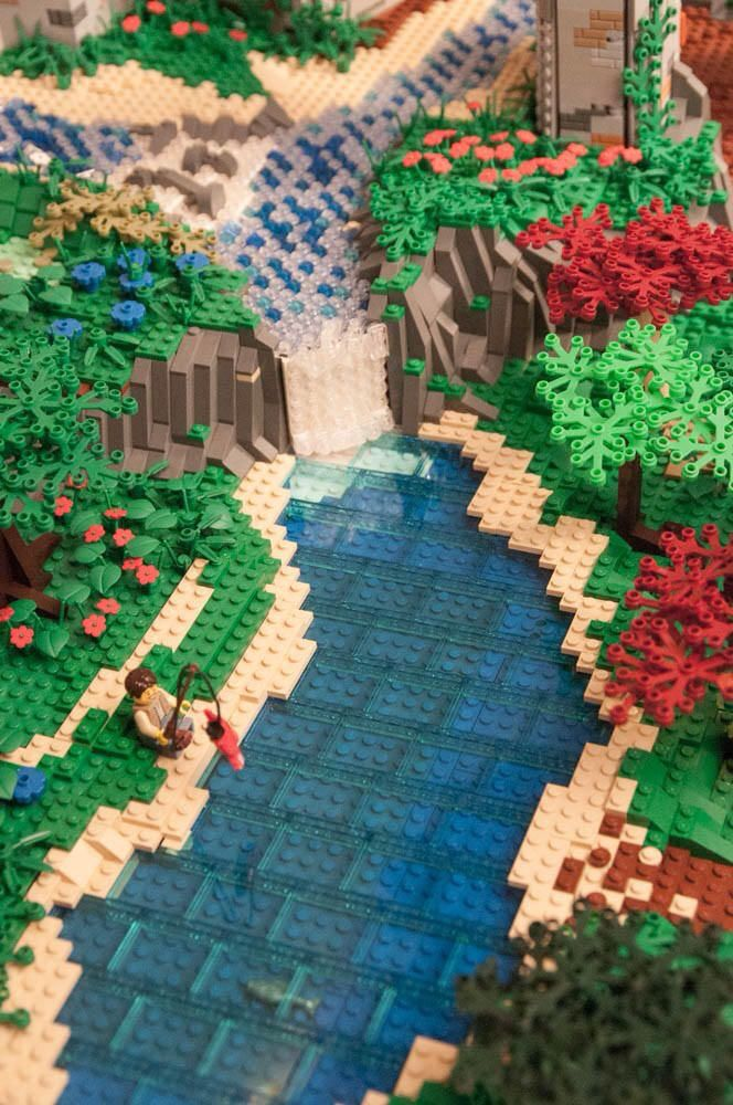 Lego Master Stream