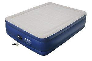 Sharkk Air Bed For Adults For Home Or Travel Comes In Raised Full