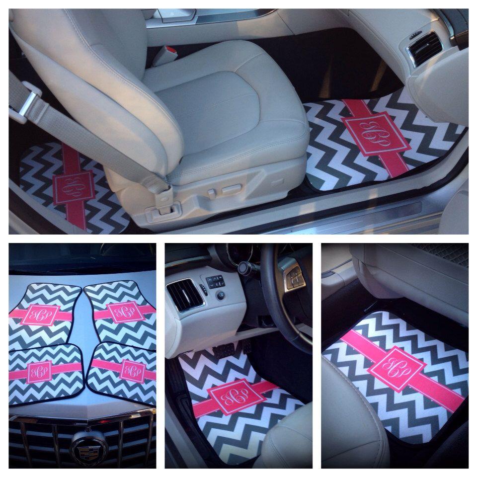 car floor mats for women. Monogrammed Car Floor Mats, Accessories For Women, Gift, Mats Women M