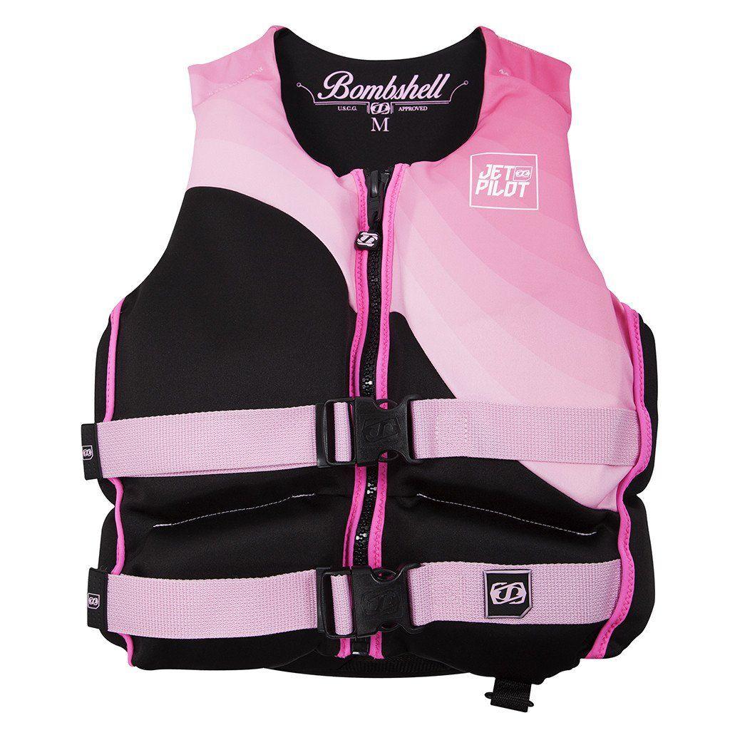 cf580e34 Women's Bombshell Neo PFD | Wake / Ski Vest | Women, Vest, Bombshells
