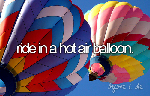 So want to do this even though I'm terrified of heights!