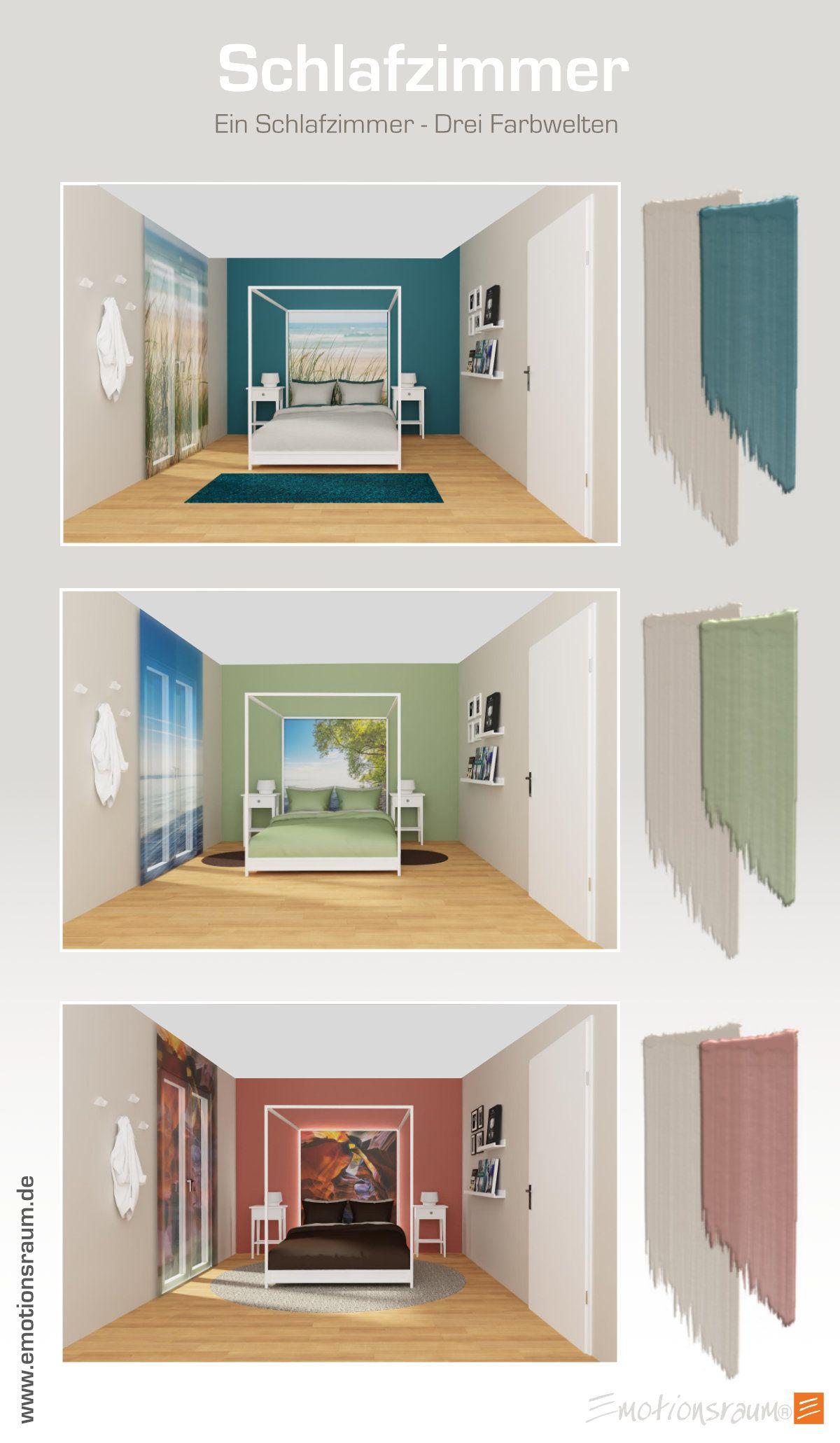 Neuer Look Furs Schlafzimmer Leicht Gemacht Mit Individuellen Textilien Und Ruhigen Farben Entsteht Ein Inspirierender Ruckzugsraum Zu Schlafzimmer Zimmer Raum