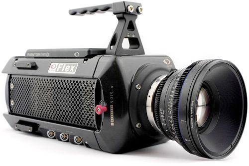 Phantom Flex Camcorder Shoots 1080p Video At 2 800fps