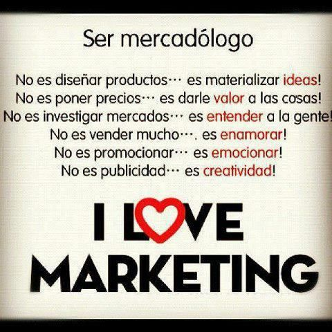 I Love Marketing