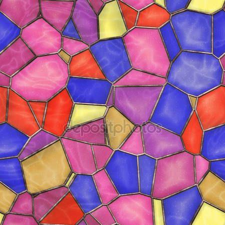 Scarica   Mattonelle Di Vetro Colorato Seamless Texture U2014 Immagini Stock  #54352035