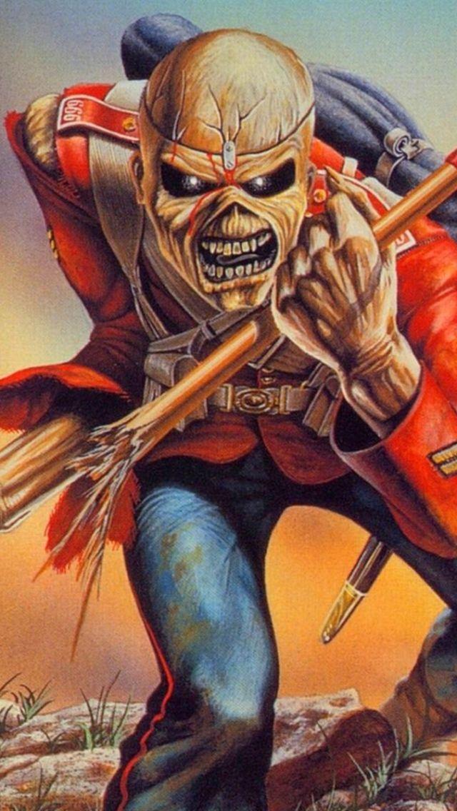 Iphone 5s 5c 5 Iron Maiden Wallpapers Hd Desktop Backgrounds Iron Maiden Tattoo Iron Maiden Eddie Iron Maiden Albums
