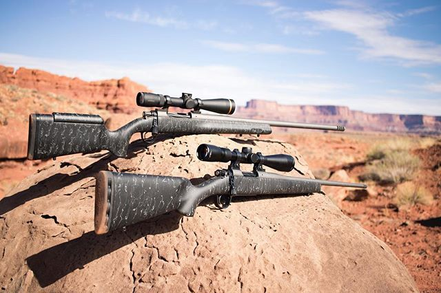 A pair of aces  Our Mesa and Mesa Long Range