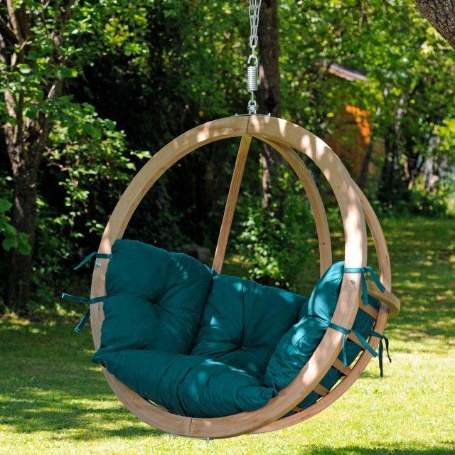 Ca Balance Dans Le Jardin Fauteuil Suspendu Chaise Suspendue Balancoire Exterieur