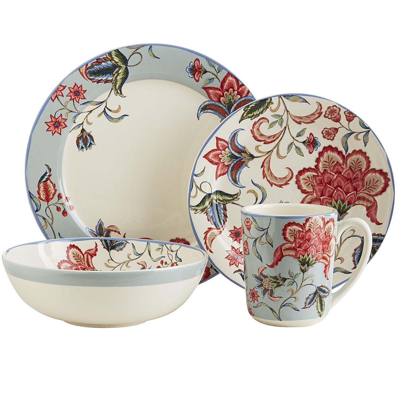 Multi-colored Angelina Dinnerware - Ironstone  sc 1 st  Pinterest & Multi-colored Angelina Dinnerware - Ironstone | *Dinnerware ...