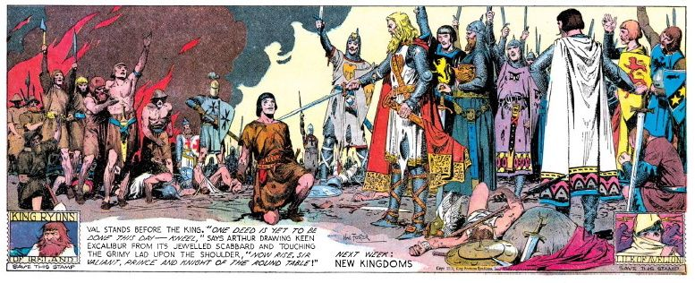 Prince-Valiant-Vol-2-1939-1940