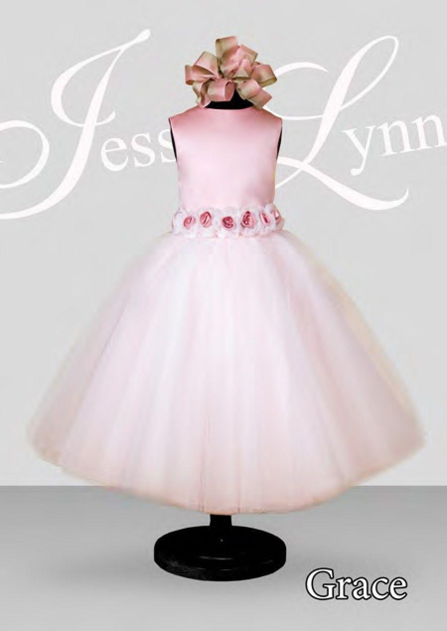 5a5791d4b Jessica Lynn Grace Call For Pricing $248.99 Jessica Lynn Flower Girl Dresses