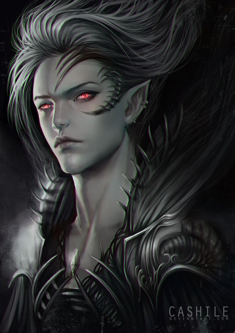 Vampire by Cashile.deviantart.com on @deviantART | I Dream ...