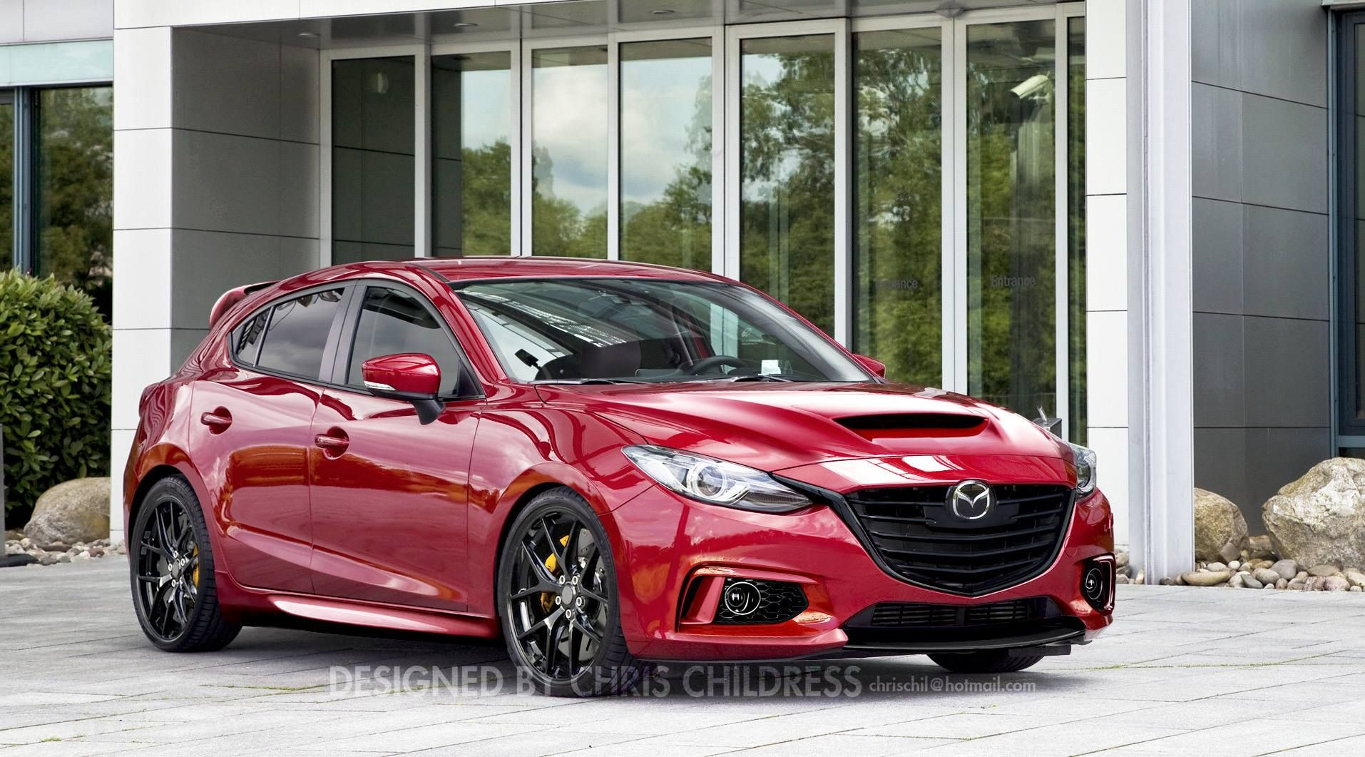 Custom MazdaSpeed 3
