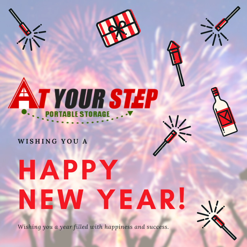 Happy New Year Whether You Re Downsizing Relocating Or Just Getting Organized This Year We Have Moving And Stor In 2020 Self Storage Moving And Storage Storage Pods