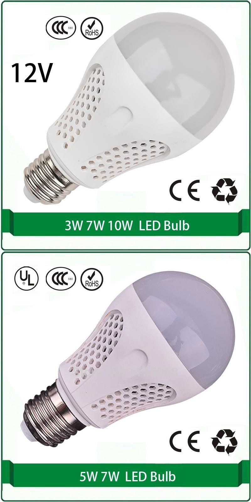 Visit To Buy E27 12 Volt Dc Led Bulbs 3w 7w 10w Bulb Solar Panel Bulb 12 Volt Led Lamp Led 12v E27 E26 B22 Lampada Advertisement Led Bulb Led Lamp Bulb