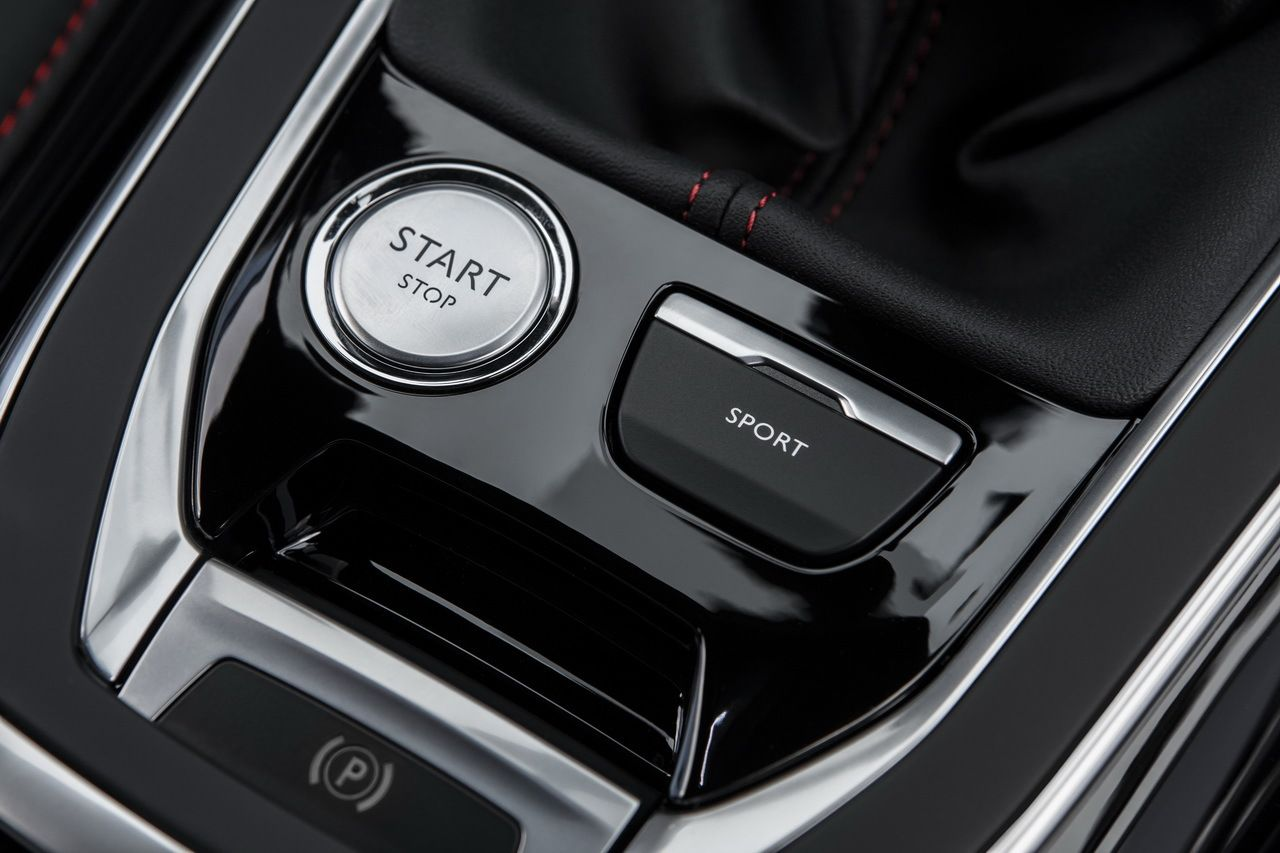 308 Gti By Peugeot Sport Autos