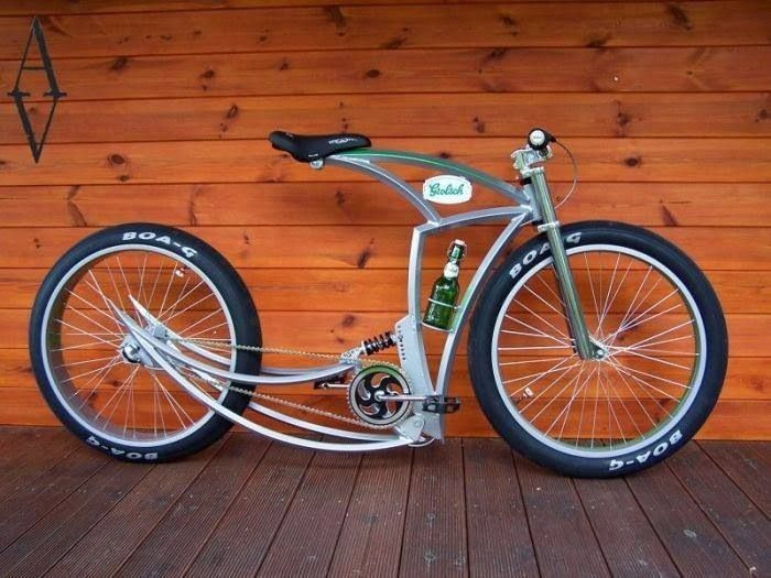 Custom Hot Rod Bicycle Im My Opinion It S Very Cool For Street Biker And Technology Bike Push Bikes