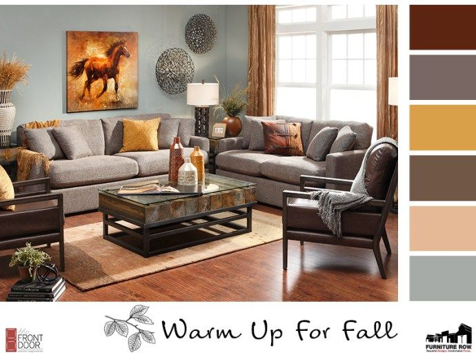 10 Most Popular Warm Color Palette Living Room