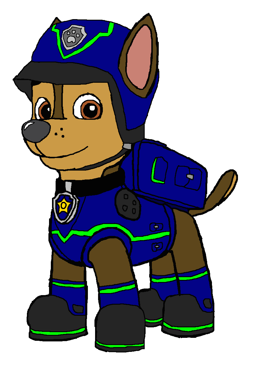 Super Spy Paw Patrol Chase Clipart Clipart | queques | Pinterest