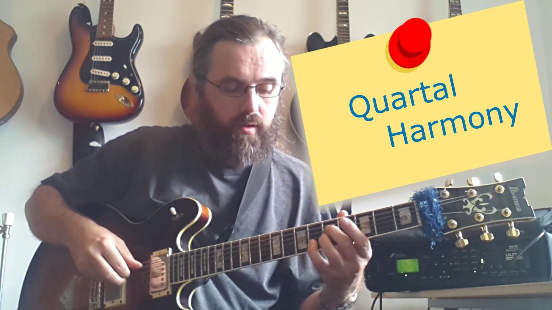 In this lesson I want to demonstrate how I use quartal