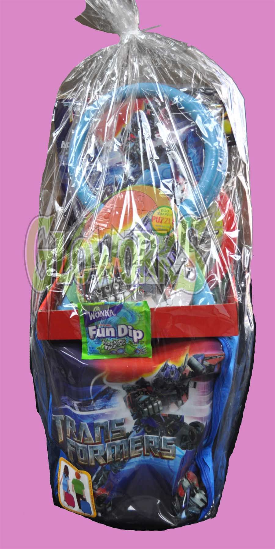 Transformers easter basket easter pinterest transformers easter basket negle Images