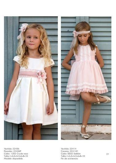 moda infantil ceremonia online