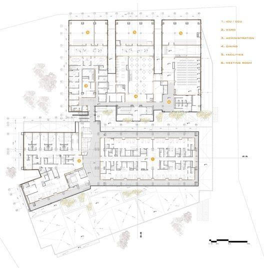 Gallery of The Sieff Hospital   Weinstein Vaadia Architects - 22 - fresh blueprint consulting ballarat