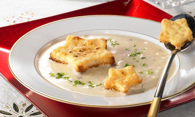 Eine+festliche+Suppe+zu+Weihnachten