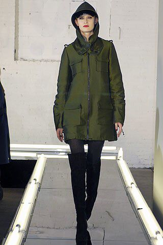 Alexander Wang - Fall 2007 Ready-to-Wear