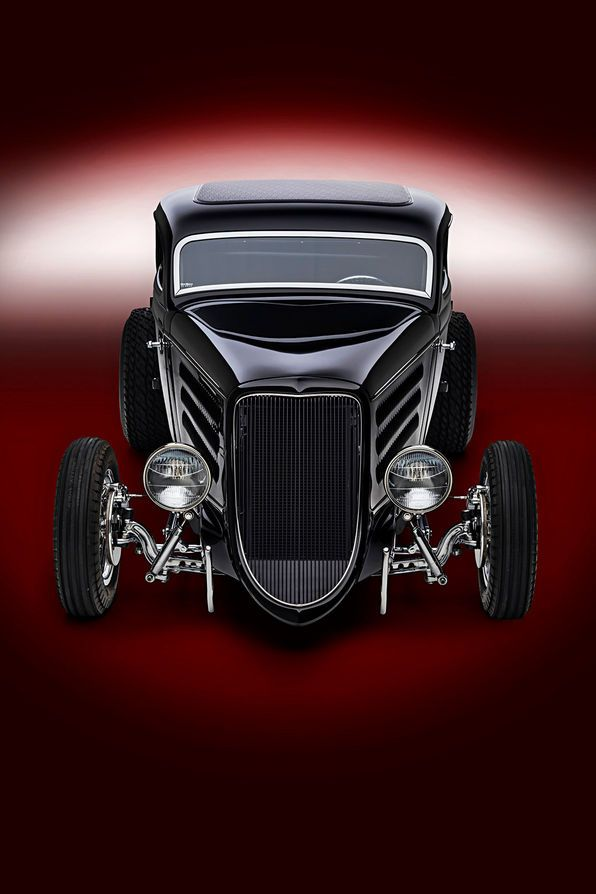 Hot Rods pela Dean\'s 1933 Ford ... Just Like it Oughta Be - Hot Rod ...