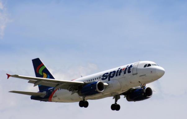 Pin by garrywilson on Godhelpu Spirit airlines, Airline