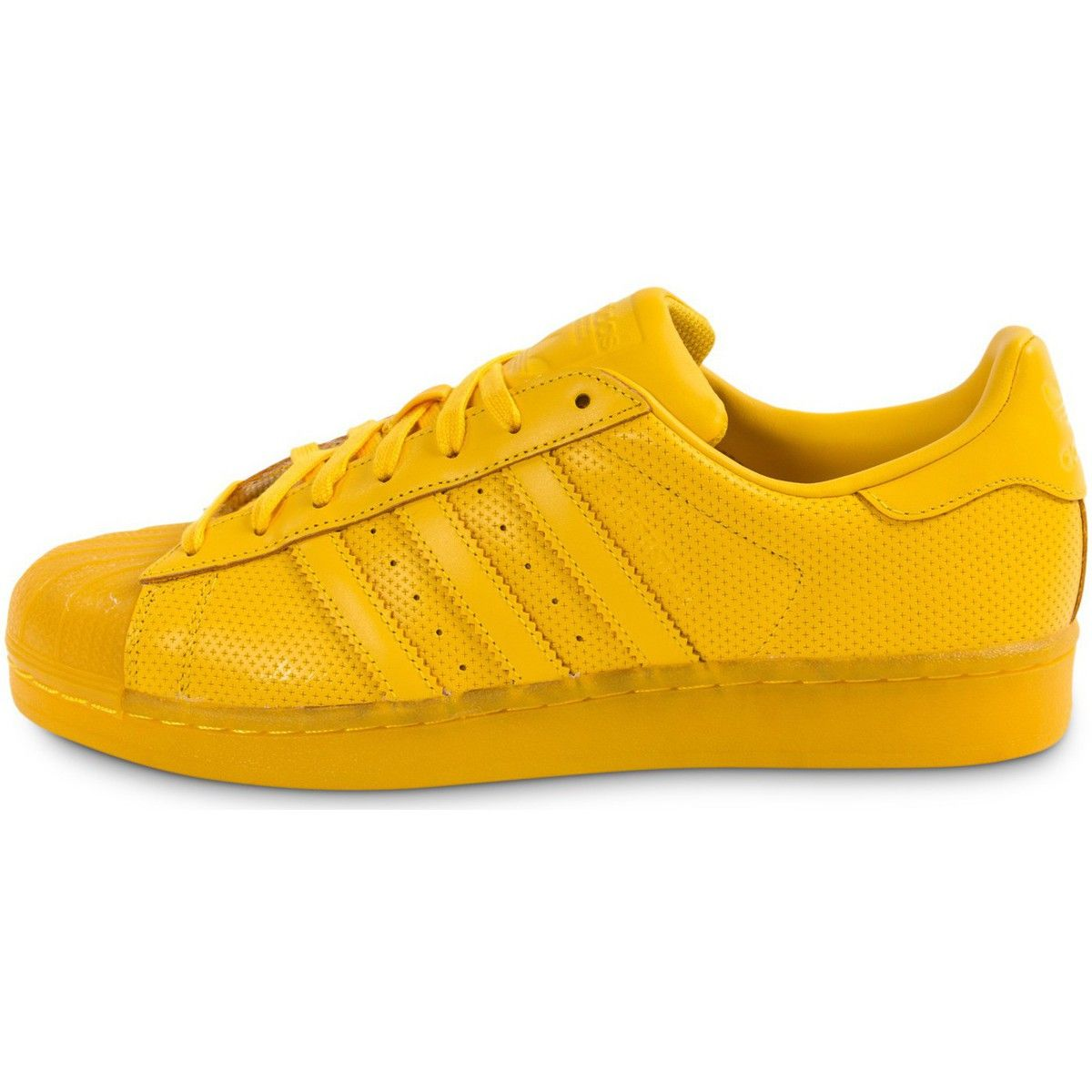 half off 91ba8 55ce5 adidas Originals Superstar Adicolor Jaune Jaune