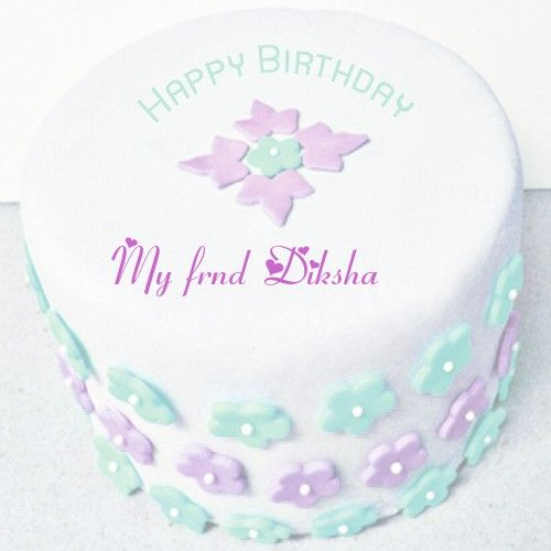 Design Happy Birthday Cake With Name Wishes Pictures Online Your