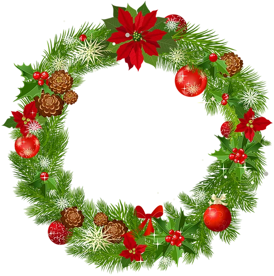 Christmas Wreath Free Png Images Free Digital Image Download Upcrafts Design Christmas Wreaths Free Downloadable Prints Wreaths