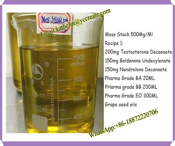 Adult Semi Finished Bodybuilding Steroids Injections Liquid Mass