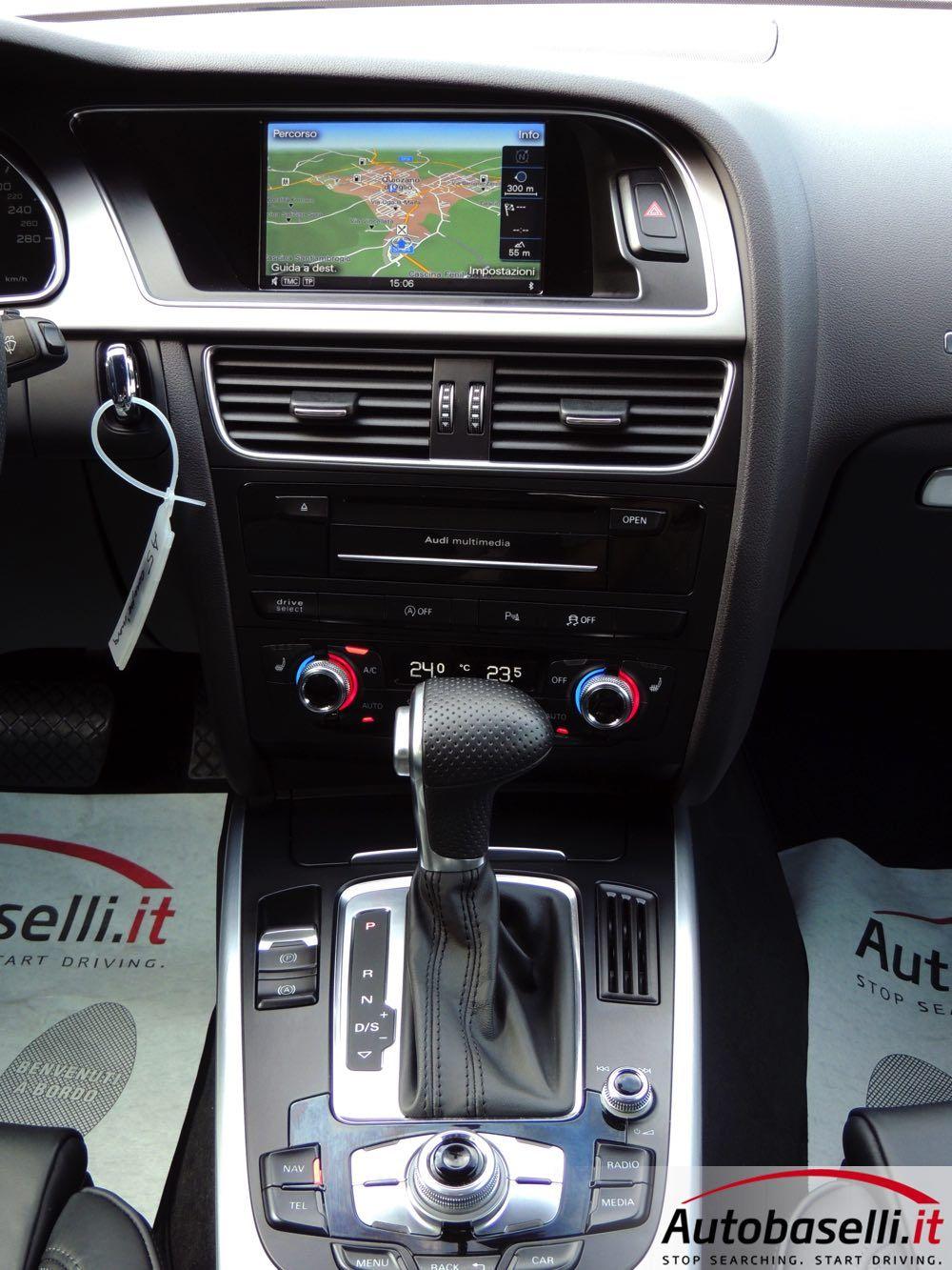 Audi A5 Coupe 2 0 Tdi Quattro Advanced S Tronic S Line 190cv