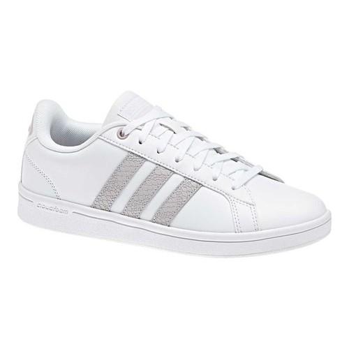 adidas NEO Cloudfoam Advantage Stripe Court Shoe | Court